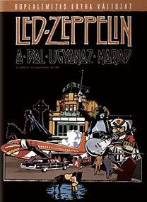 Led Zeppelin: A dal ugyanaz marad (2 DVD)