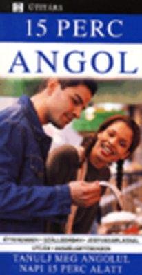 Jane Wightwick: 15 perc angol - Tanulj meg angolul napi 15 perc alatt - Útitárs