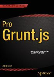 Cryer, James: Pro Grunt.js