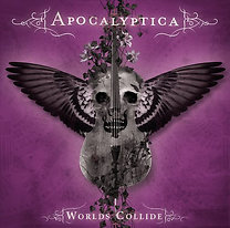 Apocalyptica: Worlds Collide (CD+DVD - digipak)