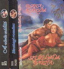 Dana Ransom, Diana Palmer, Sue Rich: 3 db. romantikus regény (Szerelmem, Dakota + Sivatagi románc + A vörös csábító)