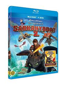 Így neveld a sárkányodat 2. - Blu-ray+DVD