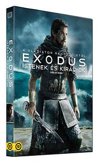 Exodus: Istenek és királyok - DVD
