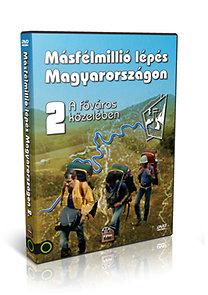 Másfélmillió lépés Magyarországon 2. - DVD