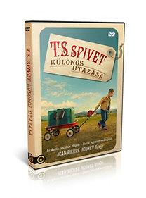 T.S. Spivet különös utazása - DVD
