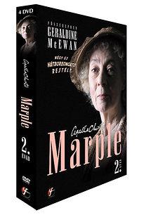 Agatha Christie: Marple - A teljes második évad
