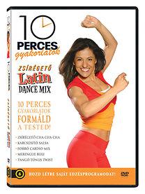 10 perces gyakorlatok: Latin Dance Mix