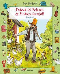 Sven Nordqvist: Fedezd fel Pettson és Findusz farmját!