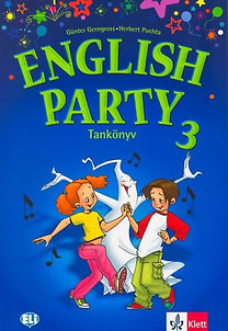 English Party 3. Tankönyv