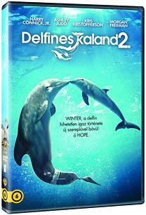 Delfines kaland 2. - DVD