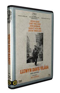 Llewyn Davis világa - DVD