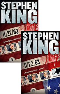 Stephen King: 11/22/63 I-II.