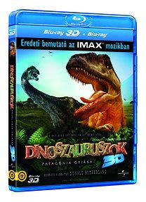 Dinoszauruszok – Patagónia óriásai (3D Blu-ray)