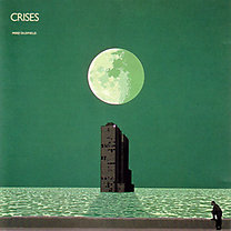 Mike Oldfield: CRISES - CD