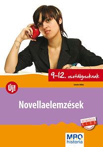 Sándor Ildikó: Novellaelemzések 9-12. osztályosoknak