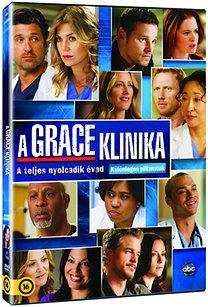 A Grace klinika 8. évad - DVD