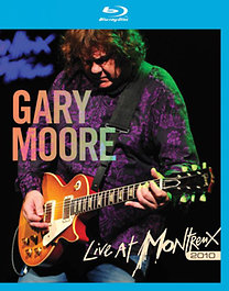 Gary Moore: Live At Montreux 2010 (Blu-ray)