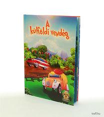 Bihariné Kun Erika: A külföldi vendég - Traff könyvek