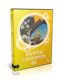 Vízipók csodapók 2. - DVD