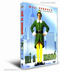 Mi a manó - DVD