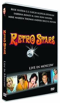 Válogatás: Retro Stars Disco - Live in Moscow