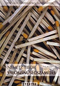 Nemetz Tibor: Valószínűségszámítás