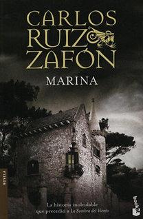 Carlos Ruiz Zafón: Marina