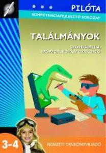 Bodnárné Nagy Sarolta: Találmányok - Szövegértési, szövegalkotási gyakorló - NT-80435