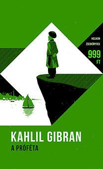 Kahlil Gibran: A próféta - Helikon zsebkönyvek 6.
