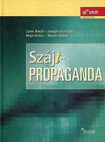 Révész, Konstan, Majó, Riedl: Szájtpropaganda