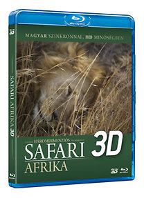 Szafari 3D Afrika (Blu-ray)
