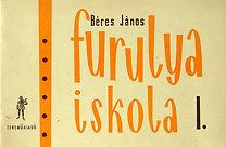 Béres János: Furulyaiskola I-III.