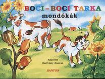 Radvány Zsuzsa: Boci-boci tarka - Mondókák