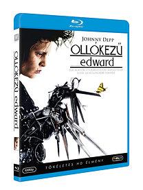 Ollókezű Edward - szinkronizált változat (Blu-ray)