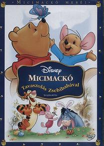 Micimackó - Tavaszolás Zsebibabával - DVD