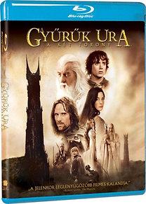 A Gyűrűk Ura: A két torony (Blu-ray)