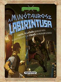 David Glover: Kalandos küldetés - A Minótaurosz labirintusa