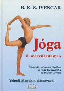 B. K. S. Iyengar: Jóga új megvilágításban