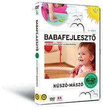 Babafejlesztő 2. - Kúszó-mászó (6-12 hónap) - DVD