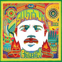 Santana: Corazon (CD+DVD)