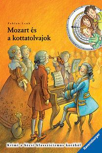 Fabian Lenk, Sárossi Bogáta: Mozart és a kottatolvajok