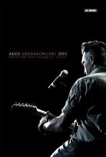 Ákos: Arénakoncert 2011 (2 DVD)