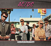 AC/DC: Dirty Deeds Done Dirt Cheap (Remastered)