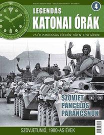 Legendás katonai órák 4. - Szovjet páncélos parancsnok