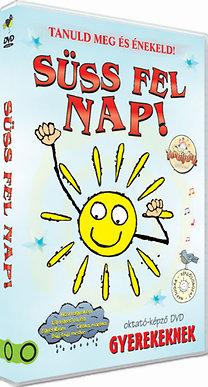 Süss fel nap! - Oktató-képző DVD gyerekeknek