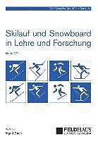 Skilauf und Snowboard in Lehre und Forschung