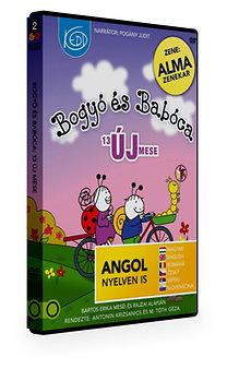 Bogyó és Babóca 2. - 13 új mese