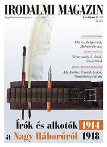 Irodalmi Magazin 2014/2