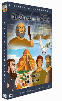 A Biblia gyermekeknek - Az Ótestamentum 2.