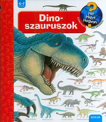 Patricia Mennen: Dinoszauruszok
